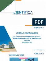 Semana 9 Lengua Tecnicas de Comprension Lectora (2)