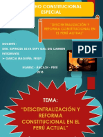 380631313 Descentralizacion y Reforma Constitucional en El Peru Actual (1)