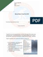 Manual Basico de PowerPoint