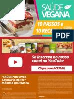 Saúde Vegana - 10 Passos e 10 Receitas-1