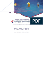 Memoria Seminario de Extension Universitaria