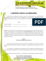 01 Certification Guidelines