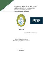 Informe Control 2.1