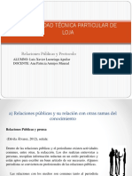 Investigación Relaciones Publicas