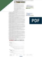 Lista de Medicamentos y Lotes Afectados Que Contienen Valsartán