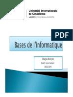 18.Bases de l'Informatique.S1