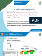 IC Design 3_Basic MOS Device Physics