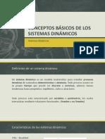 Conceptos Básicos de Los Sistemas Dinámicos