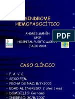 SINDROME HEMOFAGOCITICO