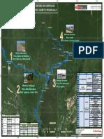 Mapa Base de Imagen Satelital Con Etiquetas Del Perú-Copia