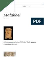 Malakbel - Wikipedia