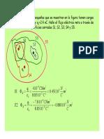 22.6 Las 3 esferas pequeñas que se muestran en la figura tienen cargas q 1