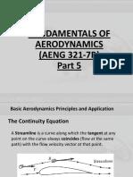 Fundamentals of Aerodynamics Part 5