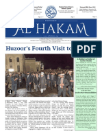 Al Hakam Oct 1st week