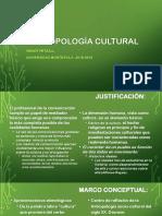 Antropología Cultural