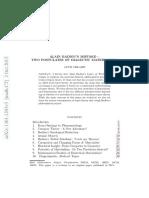 Veilahti, A., Alain Badiou's mistake - Two postulates of dialectical materialism.pdf