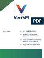 VeriSM Powerpoint V13 y mas