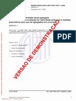 Agregados - Reatividade Álcali-Agregado - Parte 1 - Guia Para Avaliação Da Reatividade Potencial e Medidas Preventivas Para Uso de Agregados Em Concreto(Full Permission)