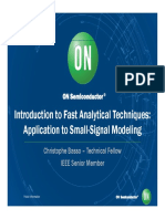 fast analytical techniques