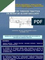 6. Criterio de Tension Tractiva