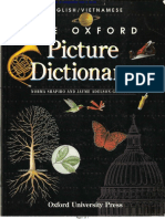The Oxford Picture Dictionary English-Vietnamese