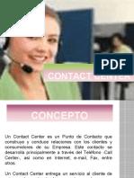 Funciones de Un Contact Center Diana