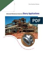 Resources Mechanical Flowserve Slurry Advanced Mechanical Seals