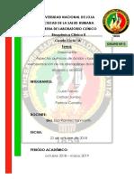 Informe 1 Bioquimica Clinica 2