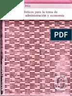Analisis Estadístico para la tomo de decisiones en Administración y Economía.pdf