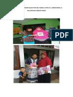 Foto Kegiatan Pemantauan p4k Ibu Hamil Di Rw Ix l