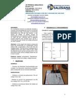 Informe Analogica Circuito Polariazción