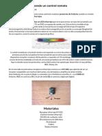 Como usar como mando un control remoto - DitecnoMakers.pdf