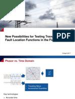 2 2017TAM Travelling Wave Testing