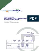 PE-5017001545-CE-XX Instalacion Malla Puesta Tierra Linea