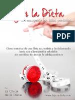 Dejar La Dieta - Sin Recuperar Los Kilos Perdidos Descargar Libro PDF