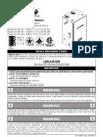 Eternal GU145(S) Installation Operation Manual 2010-06-17