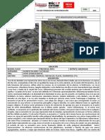 1 Anta Sitio Arqueologico Killarumiyoq