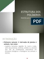 MIQ - Capítulo 10 - Estrutura Dos Polímeros
