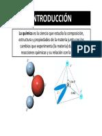 Clase 01 Introduccion a La Quimica