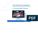 Panasonic 9th Generation Plasma Display Repair Training Manual[ET]