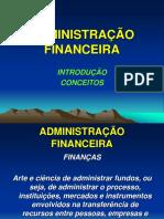 Aula Adm Financeira
