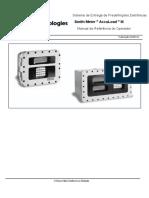 Manual de Operação Accuload III PT