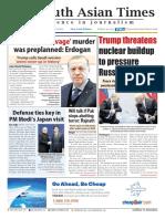Vol.11 Issue 26 Oct 27- Nov 2, 2018