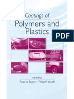 18648110 Coatings of Polymers and Plastics