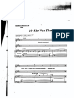 She Was There Sheet Music.pdf