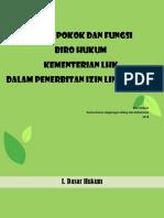 Bahan Materi Rapat Forum AMdal Indonesia