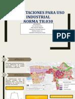 Habilitaciones Para Uso Industrial