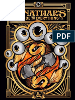 [D&D5e] Xanathar's Guide to Everything