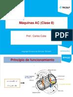 Máquinas AC Clase 8
