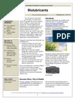 Biolubricants.pdf